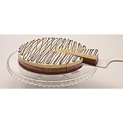 Üç Çikolatalı Mousse Pasta