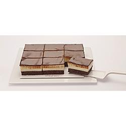 Kare Brownie Cheesecake