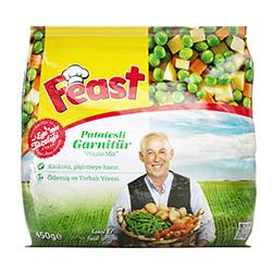 Feast Patatesli Garnitur